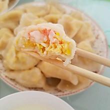 孕妇爱吃的饺子蒜黄