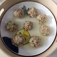 宝宝菜之什锦蔬菜小肉丸