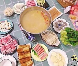 家庭版火锅的做法