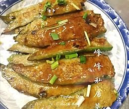 鲮鱼滑酿尖椒的做法