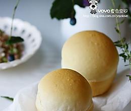 自制柔软中种面包的做法