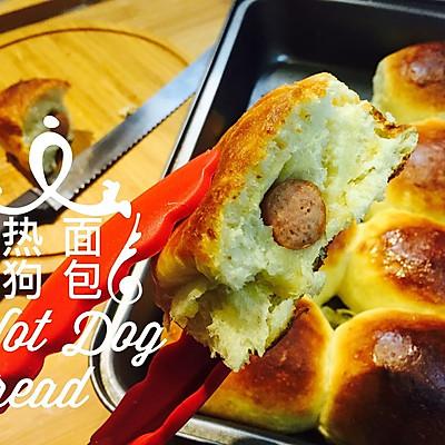 [私味食光]热狗面包