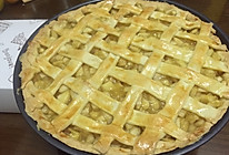 苹果派(派陷做法适用于芋泥、菠萝等水果)的做法