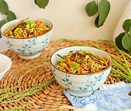 #硬核菜谱制作人#旧上海葱油面的做法