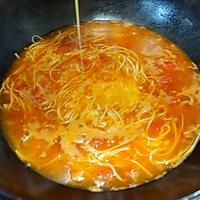 土豆西红柿汤面的做法图解9