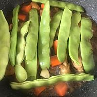 ㊙️冬日下饭菜--鸡腿肉炖宽豆角的做法图解8