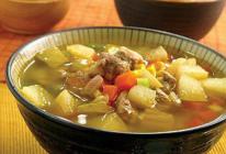 彩虹瘦身汤的做法