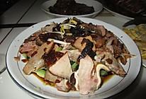 凉拌猪头肉的做法