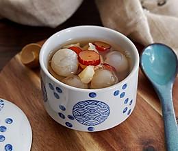 红枣龙眼马蹄甜汤的做法