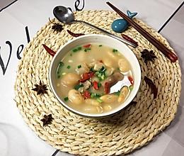 猪蹄芸豆汤的做法