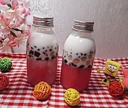椰汁.丸子撞奶的做法