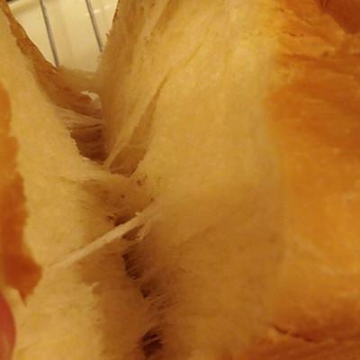 省时省力一次发酵搞定的土司面包