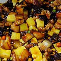 五花肉土豆焖饭?爆好吃的做法图解6