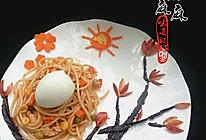 童趣早餐:鸟巢的做法