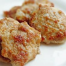 宝宝辅食_经典牛肉饼