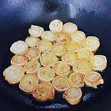 干豆腐肉卷