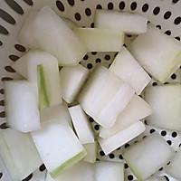 #夏日撩人滋味# 冬瓜排骨汤的做法图解3