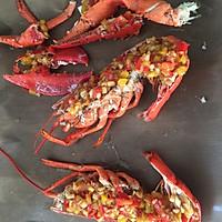 蒜蓉芝士焗龙虾的做法图解11