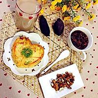 健康早餐土豆鸡蛋饼的做法图解14