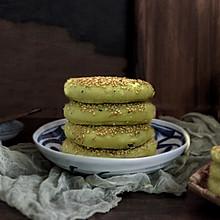 双豆糯米饼#网红美食我来做#
