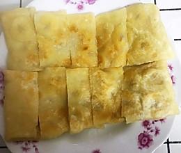 香蕉飞饼的做法