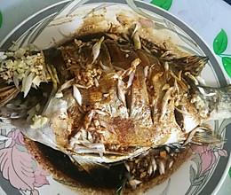 油淋鮰鱼的做法