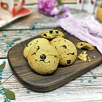 趣多多巧克力曲奇饼干#美的FUN烤箱,焙有FUN儿#的做法图解17