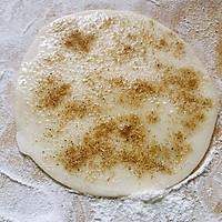 饺子皮椒盐煎饼的做法图解3