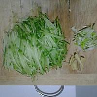 萝卜丝海蛎子汤的做法图解1