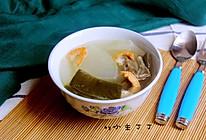 无油鲜汤【老鹅冬瓜汤】的做法