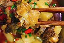 土豆烧土鸡的做法