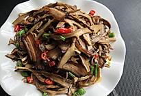 烟笋炒腊肉的做法