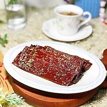 年味小吃|蜜汁猪肉脯