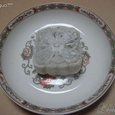 甄嬛传里的--枣泥山药糕