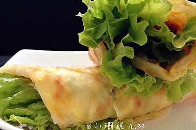自制鸡蛋灌饼