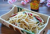 家常小菜: 醋溜绿豆芽, 朴实但总能让人忘怀不了的做法