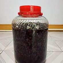 自制山葡萄酒