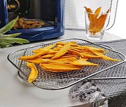 #精品菜谱挑战赛#自制天然无添加小零食: 芒果干的做法