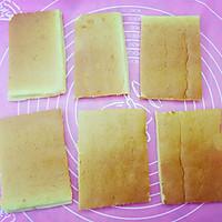 日式豆乳盒子蛋糕的做法图解13