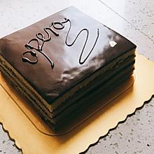 歌剧蛋糕(opera蛋糕、欧培拉蛋糕)