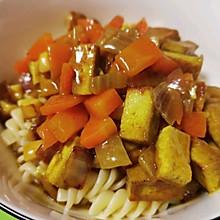 好吃不怕胖——秋冬季温暖的咖喱意面