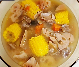营养不油腻的排骨莲藕汤的做法