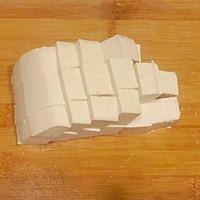 蛋黄烩豆腐的做法图解3