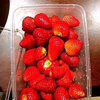 夏天吃不完草莓的好去处--冰镇草莓罐头的做法图解2
