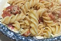 番茄肉酱粉的做法
