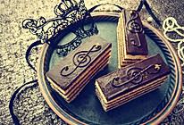 欧培拉歌剧院蛋糕#我的烘焙不将就#的做法