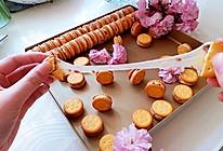 #带着零食去旅行!#超软拉丝的牛扎纽扣小饼干的做法