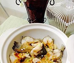 家常鲈鱼啫啫煲的做法