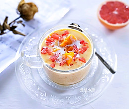 夏日美味甜品——杨枝甘露的做法