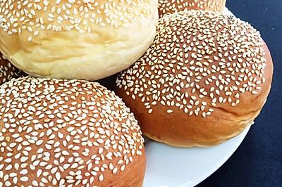 【女王厨房】汉堡王的汉堡胚